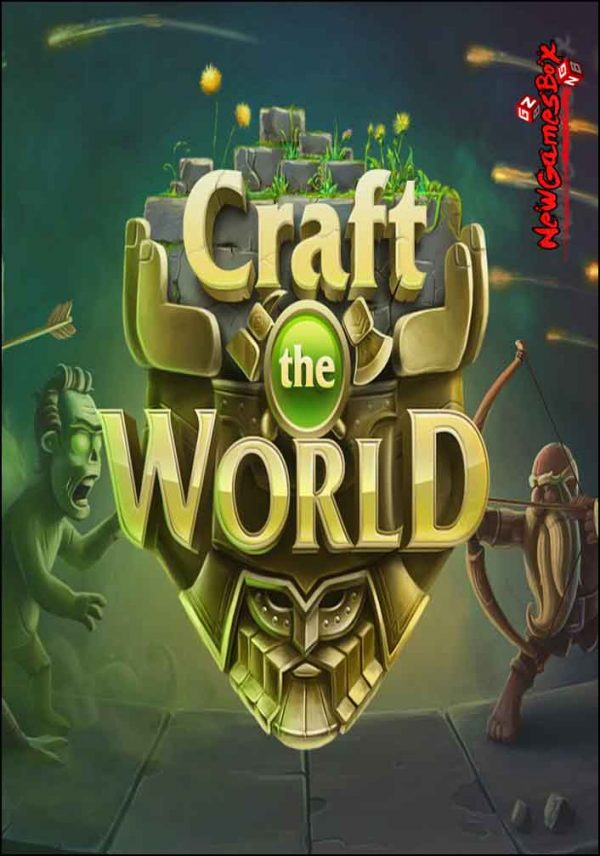 Craft The World Free Download