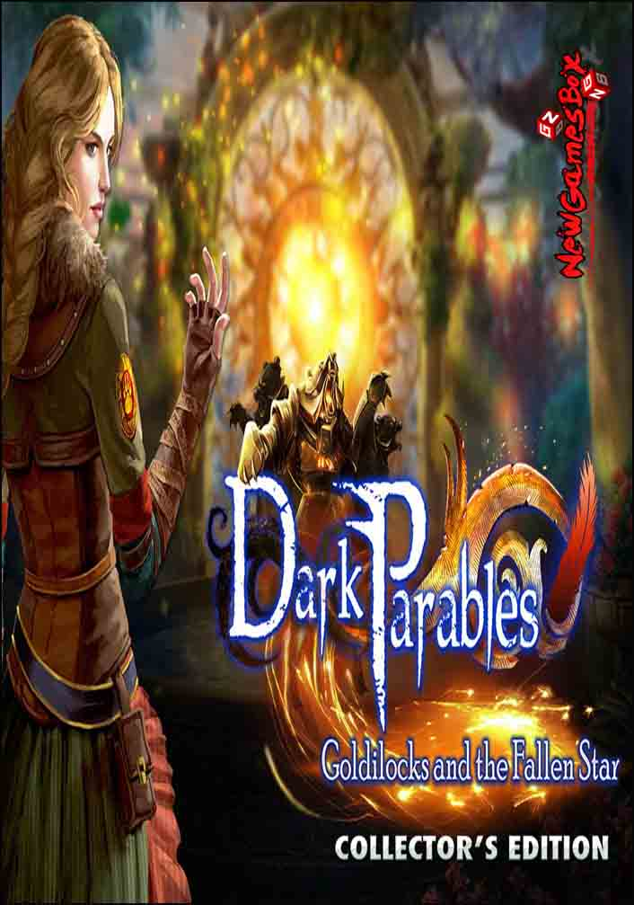 Dark Parables 10 Goldilocks and the Fallen Star Free Download