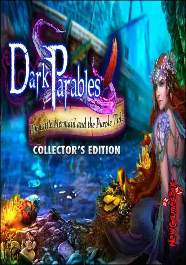 Dark Parables 8 The Little Mermaid and the Purple Tide Free Download