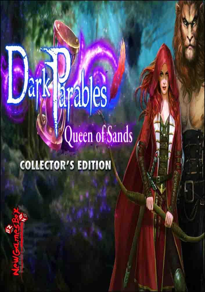 Dark Parables 9 Queen of Sands Free Download