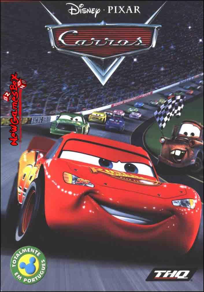 Disney Pixar Cars Free Download Full Pc Game Setup