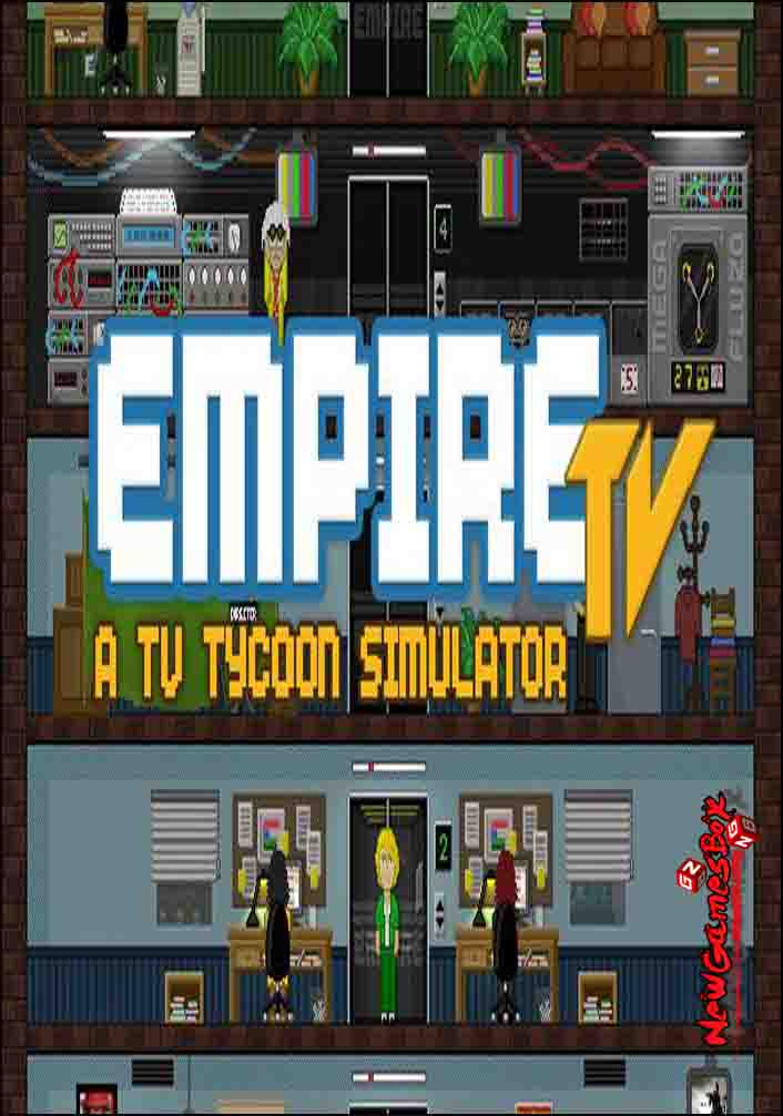 Empire TV Tycoon Free Download