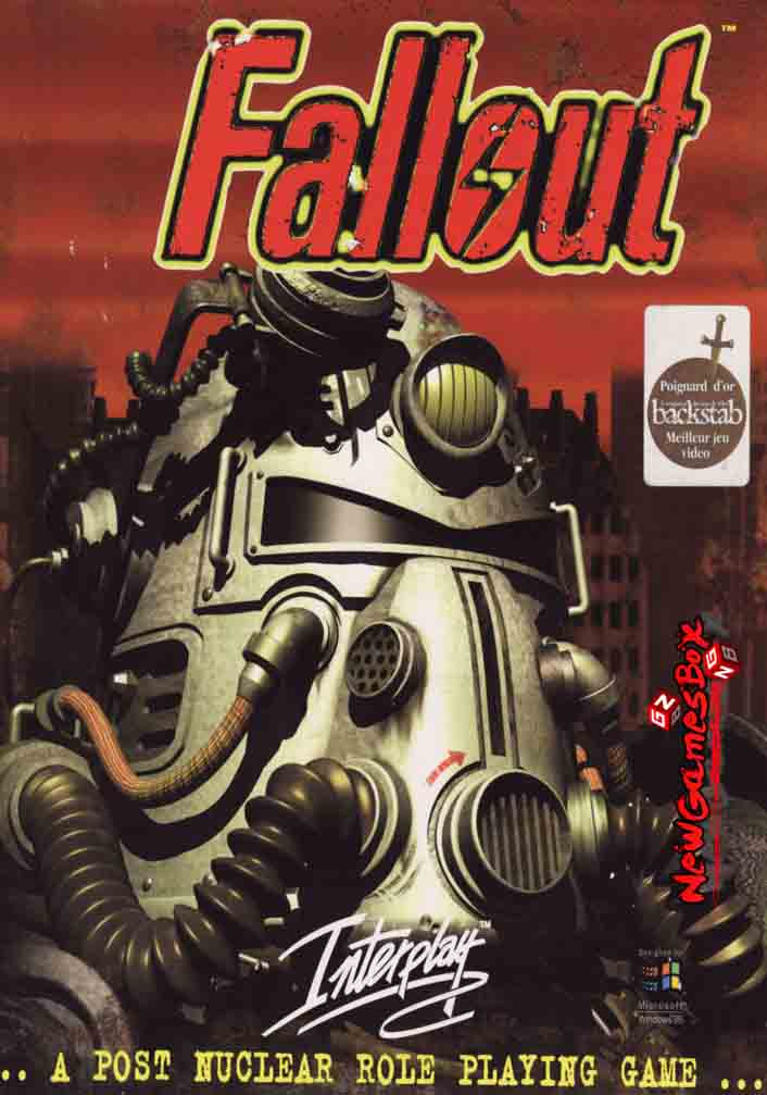 Fallout Download Free Full Version PC Game Setup