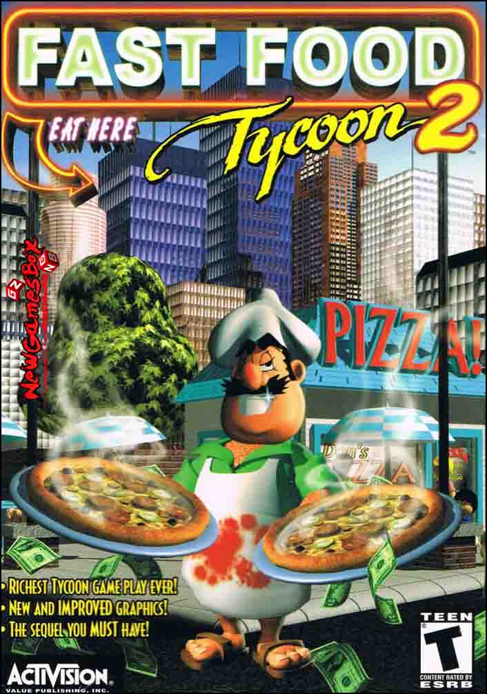 Fast Food Tycoon 2 Free Download Full PC Game Setup