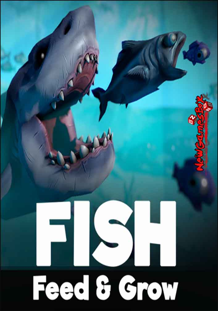 Feed and grow fish free download full pc game setup for Feed and grow fish the game