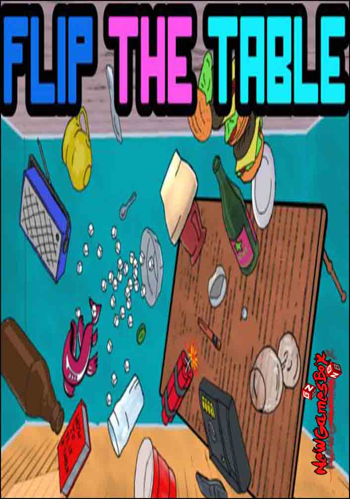 Flip The Table Free Download