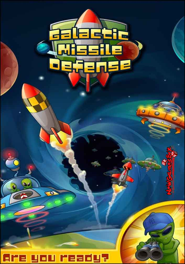 Galactic Missile Defense Free Download