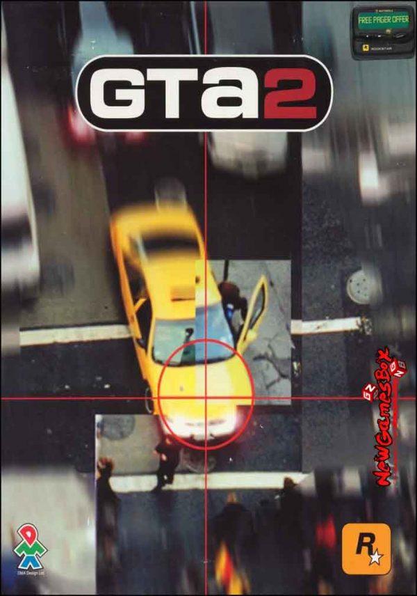 Grand Theft Auto 2 Free Download GTA PC Game Setup