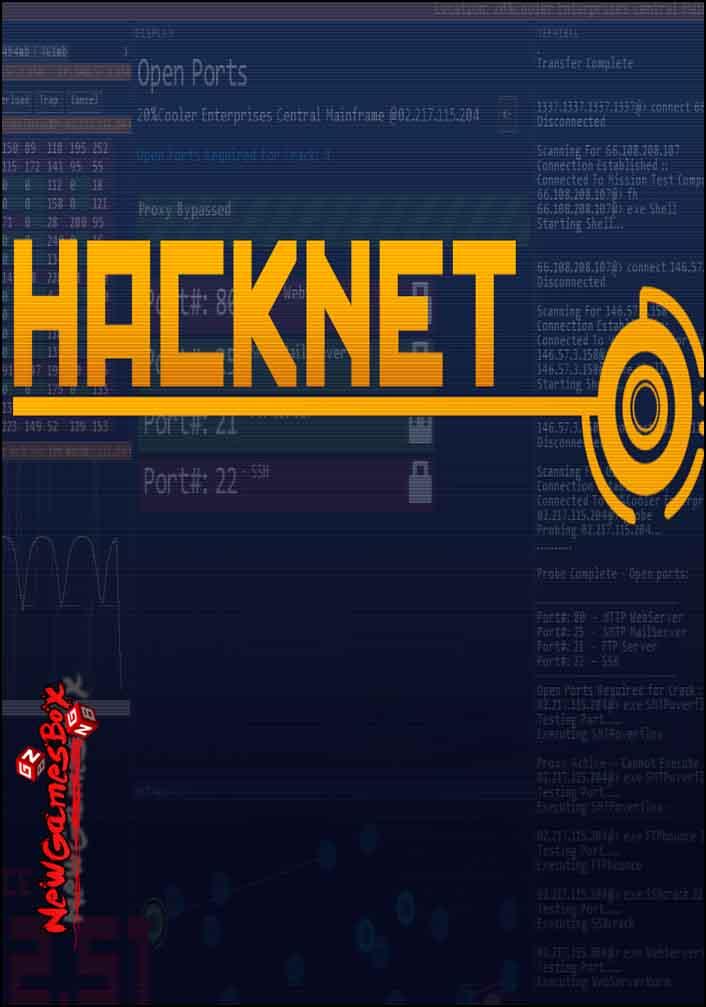 Hacknet Free Download