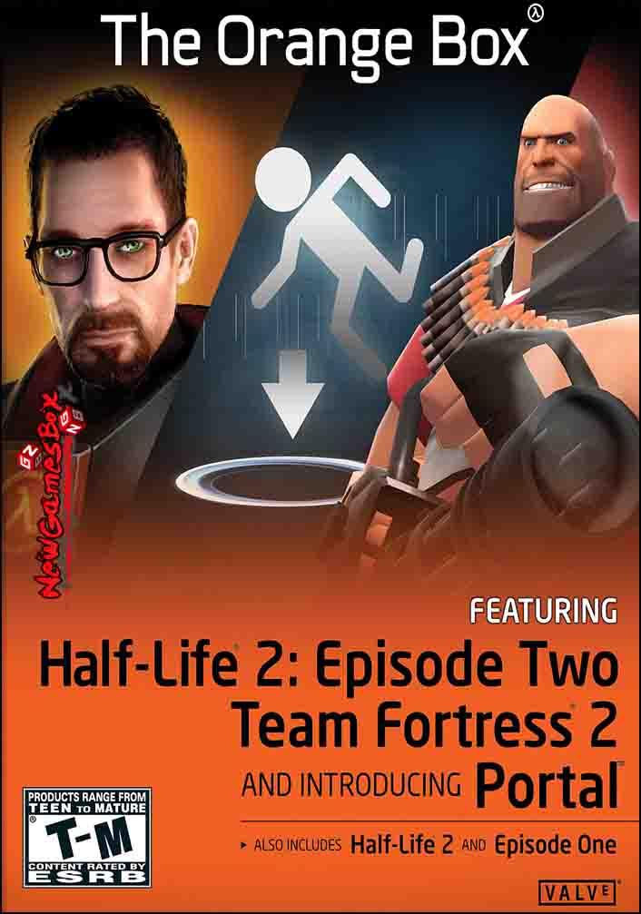 Half-Life 2 The Orange Box Free Download