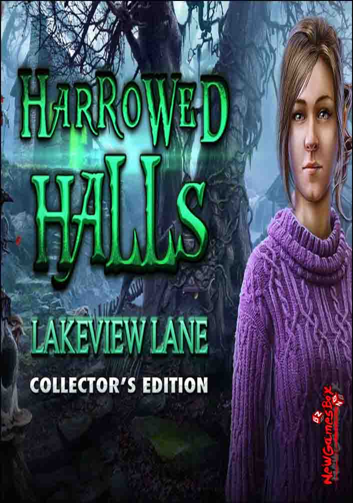 House Settling Noises: Harrowed Halls Lakeview Lane Free Download PC Game Setup