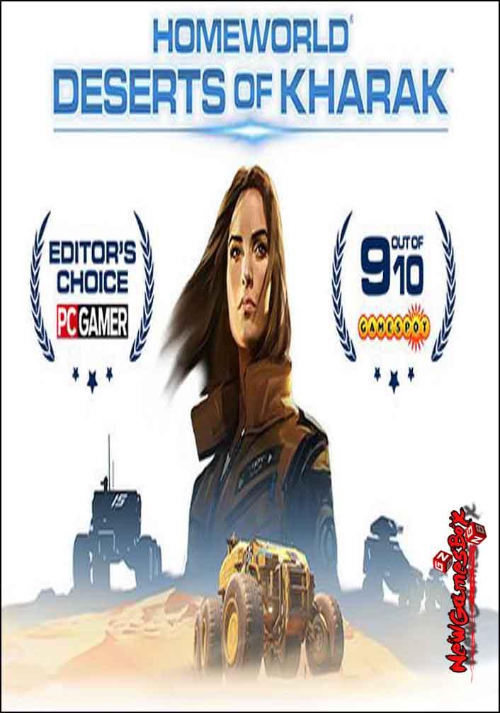Homeworld Deserts of Kharak V1.3 Free Download