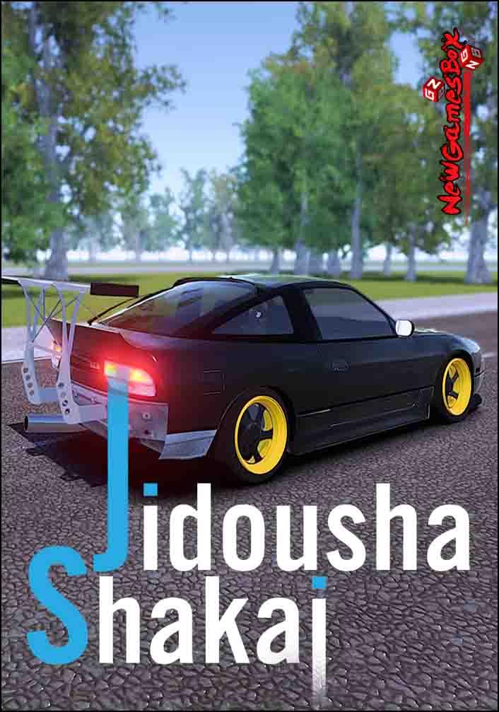 Jidousha Shakai Free Download Full Version PC Game Setup