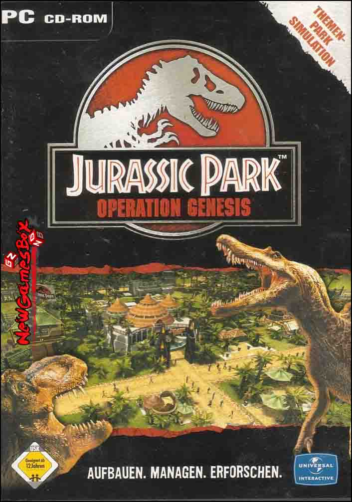 Jurassic park operation genesis download pc windows 7 ...