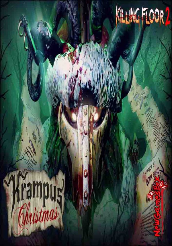 Killing Floor 2 Krampus Christmas Free Download
