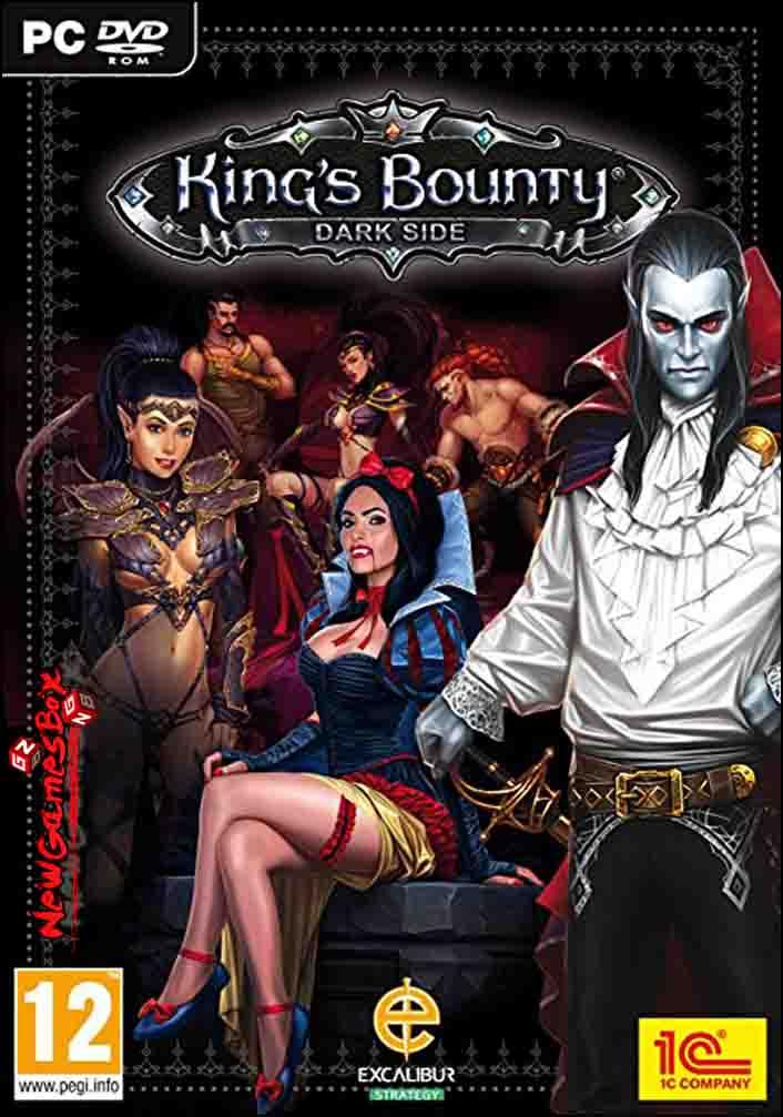 Kings Bounty Dark Side Free Download