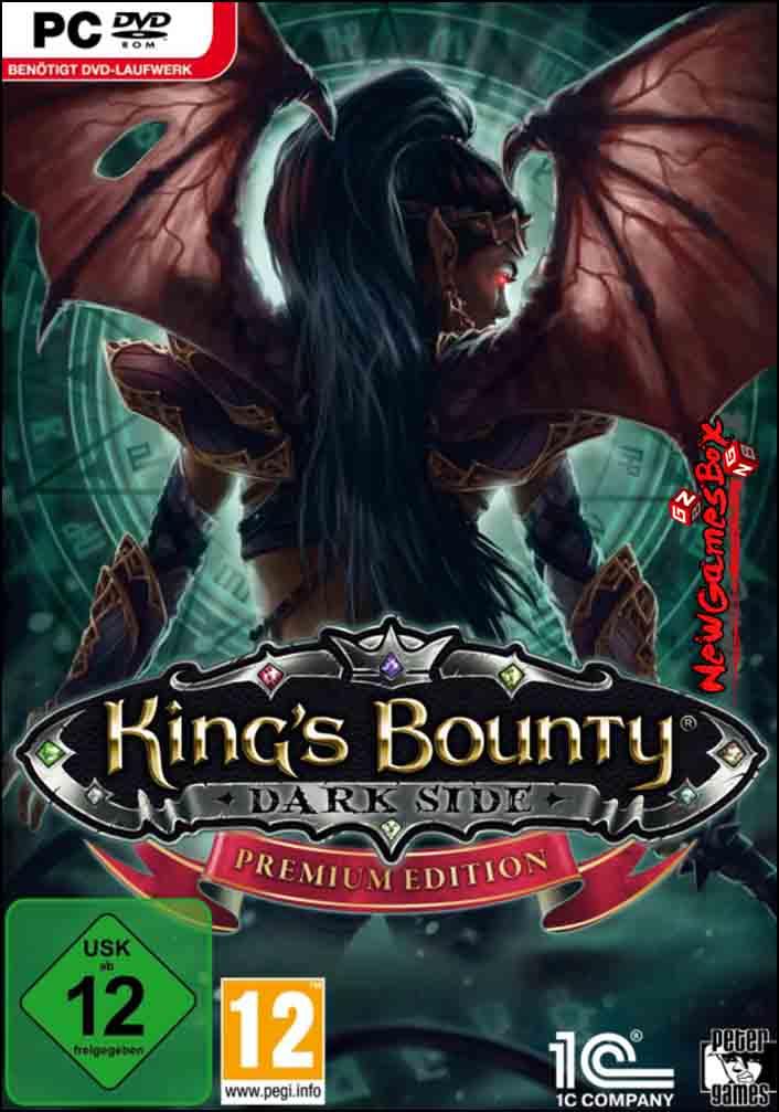 Kings Bounty Dark Side Premium Edition Free Download