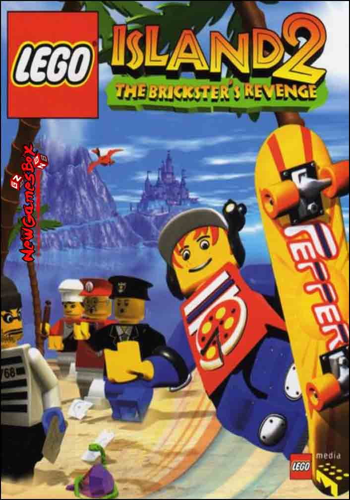 LEGO Island 2 The Bricksters Revenge Free Download Setup