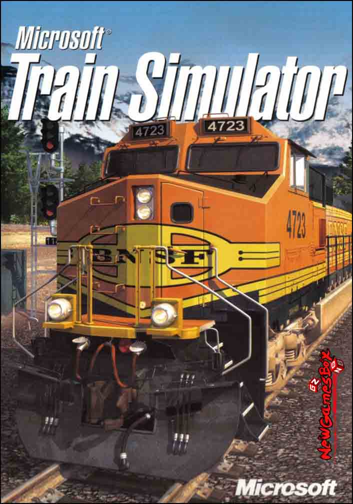 Train simulator free download