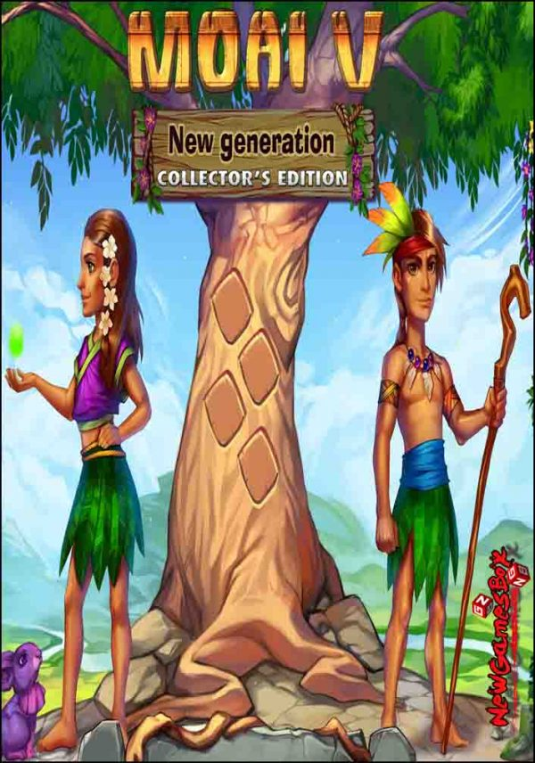 Moai 5 New Generation Collectors Edition Free Download