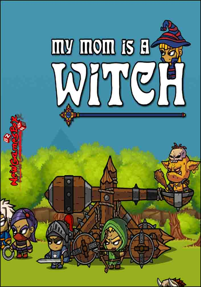 My Mom Is A Witch Free Download