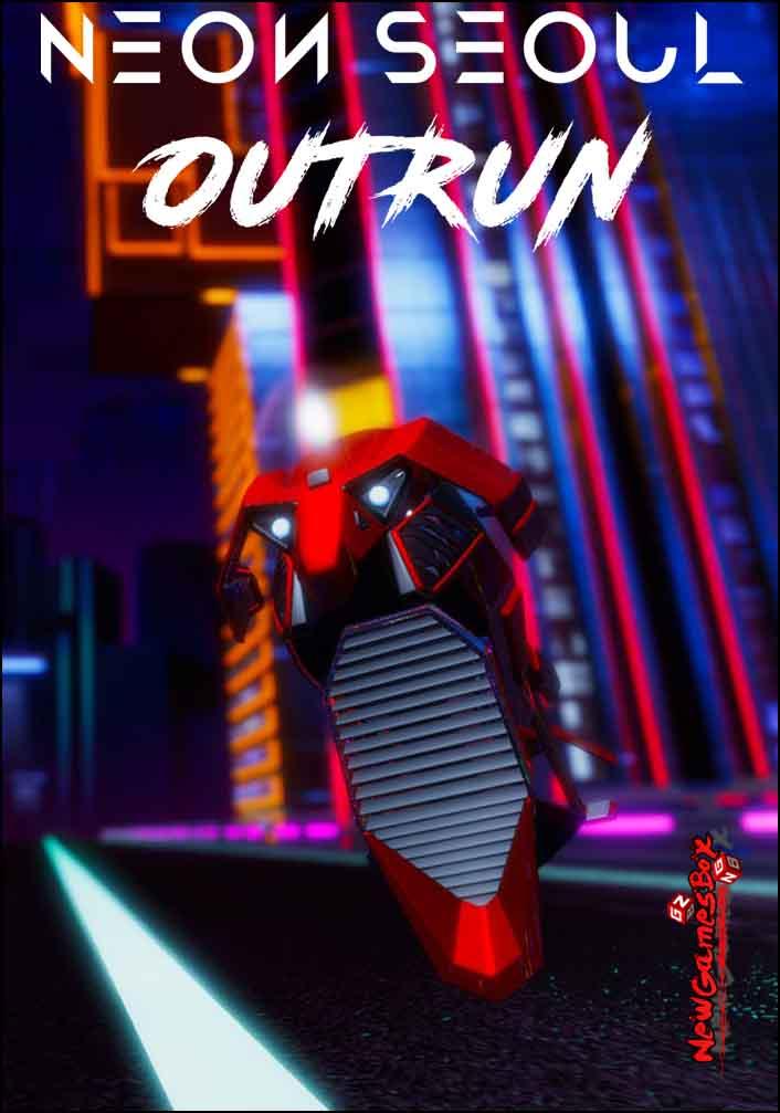 Neon Seoul Outrun Free Download