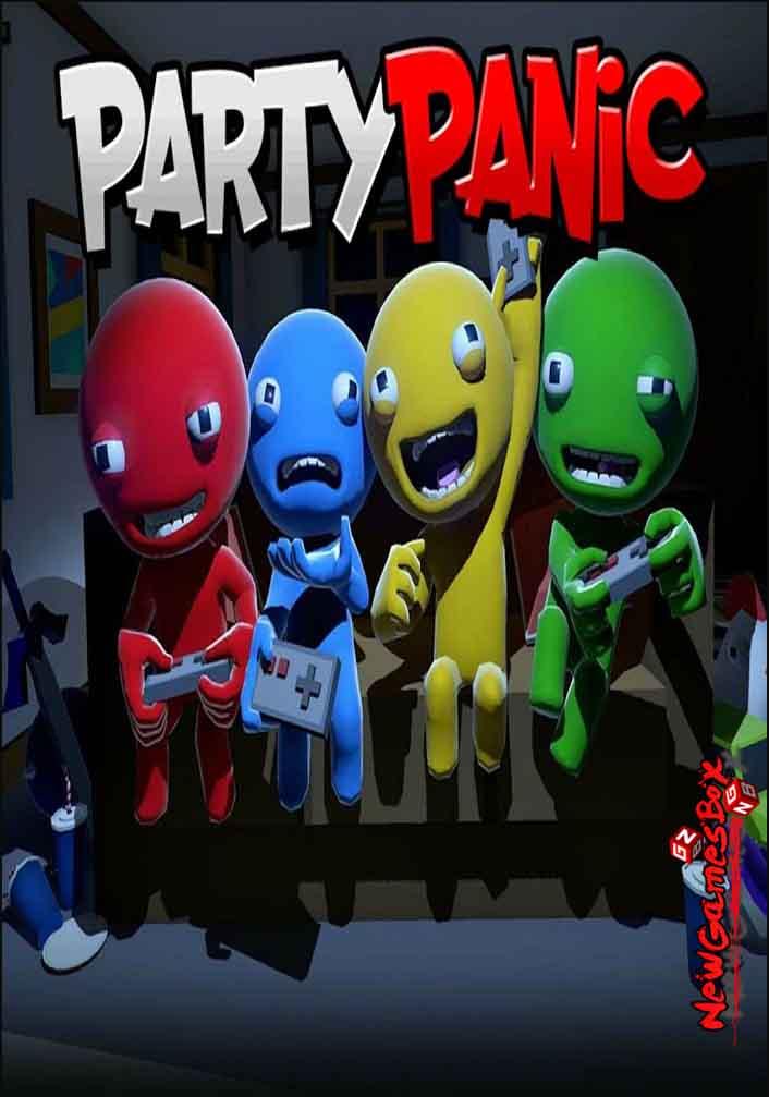 Party Panic Free Download Full Version PC Game Setup