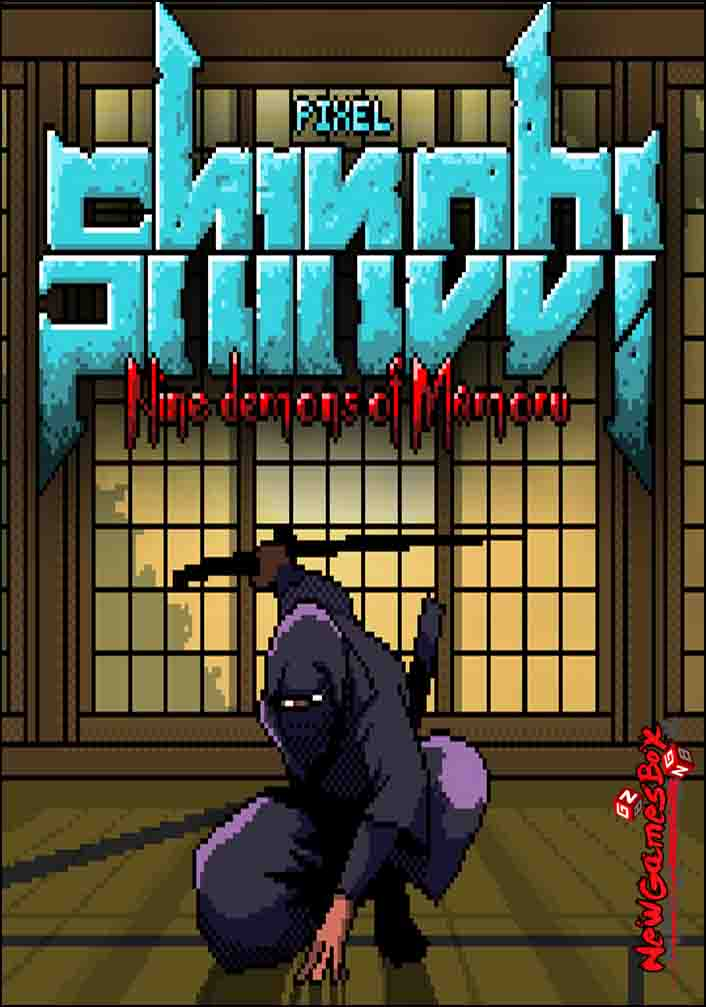 Pixel Shinobi Nine Demons Of Mamoru Free Download