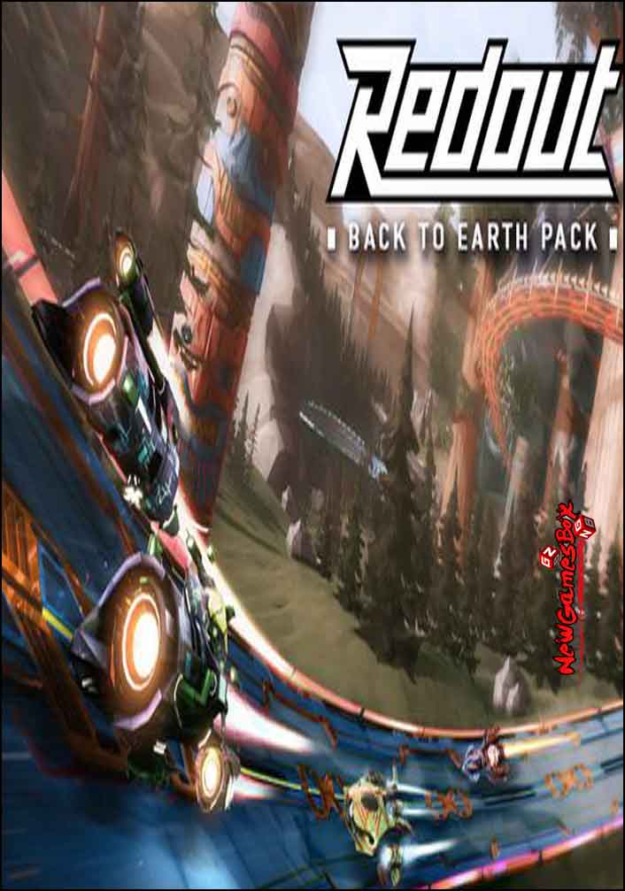 Redout Back to Earth Pack Free Download