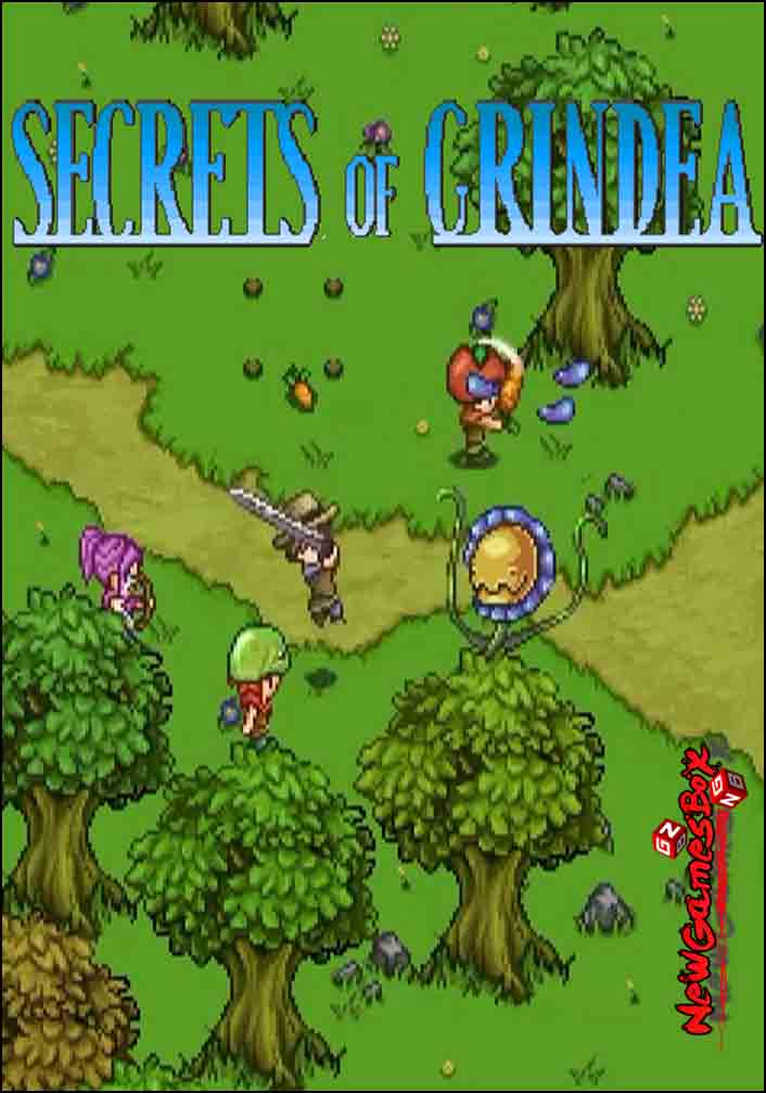 Secrets Of Grindea Free Download