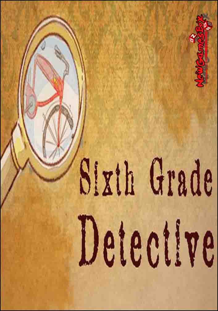 Sixth Grade Detective Free Download