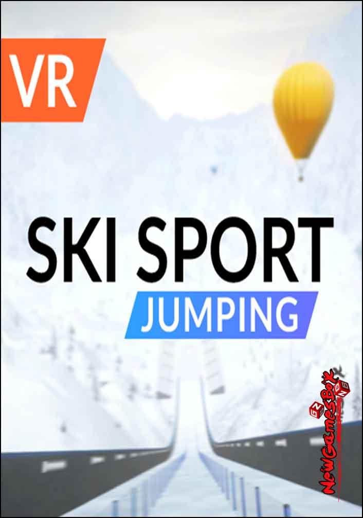 Ski Sport Jumping VR Free Download