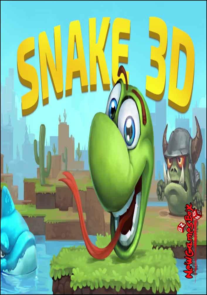 Snake 3D Adventures Free Download