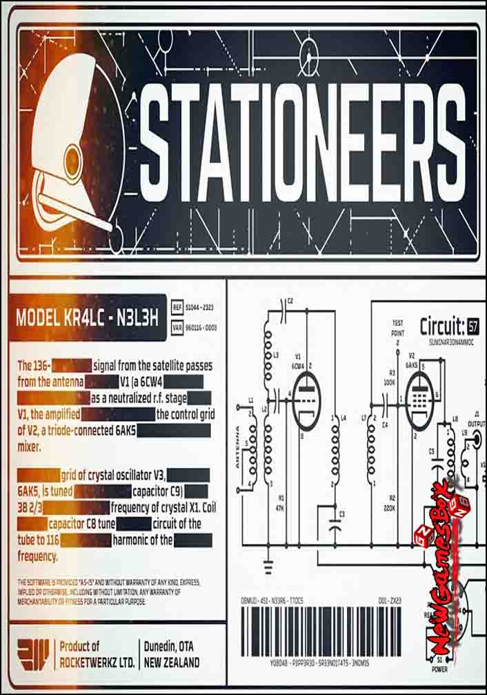 Stationeers Free Download