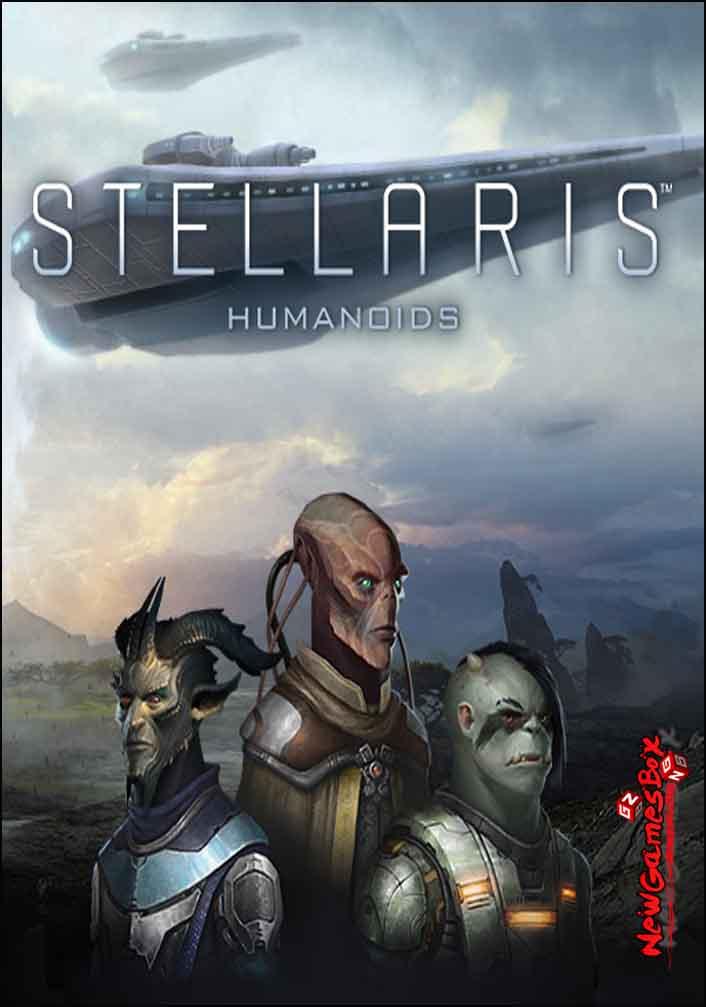 Stellaris Humanoids Species Pack Free Download