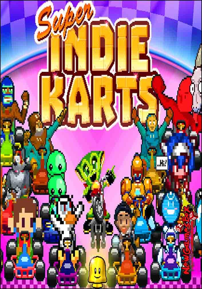 Super Indie Karts Free Download