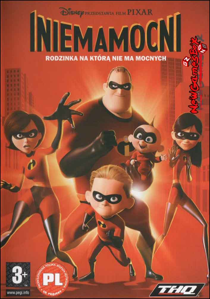 The Incredibles Free Download