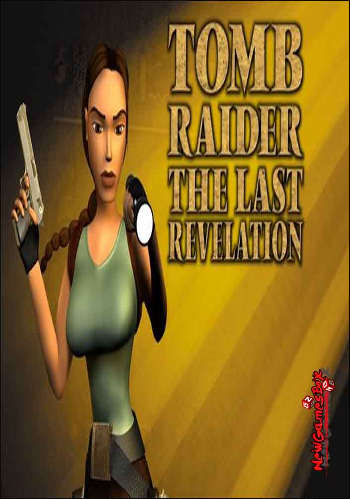 Tomb Raider IV The Last Revelation Free Download PC Setup