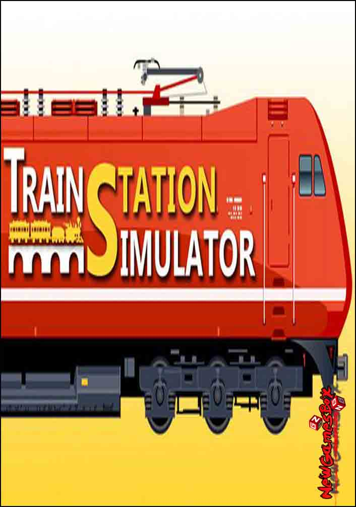 Train Station Simulator Free Download