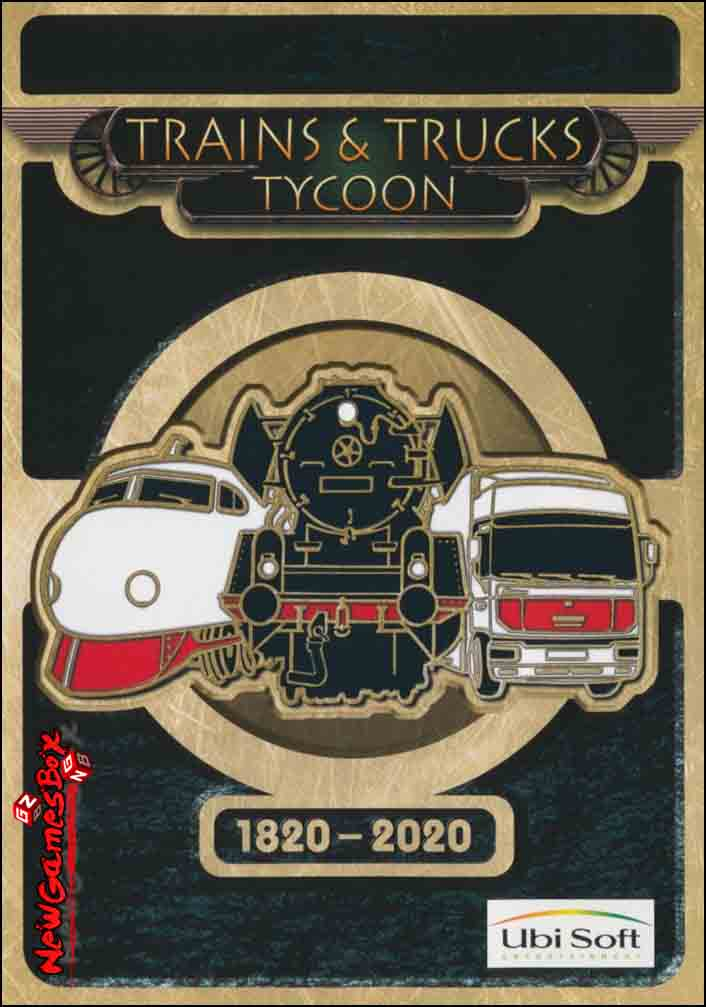 Trains And Trucks Tycoon Free Download