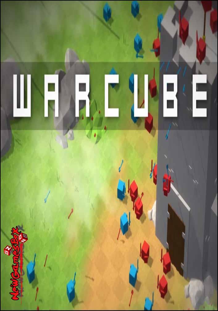 Warcube Free Download Full Version PC Game Setup