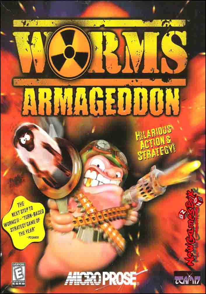Worms Armageddon Free Download