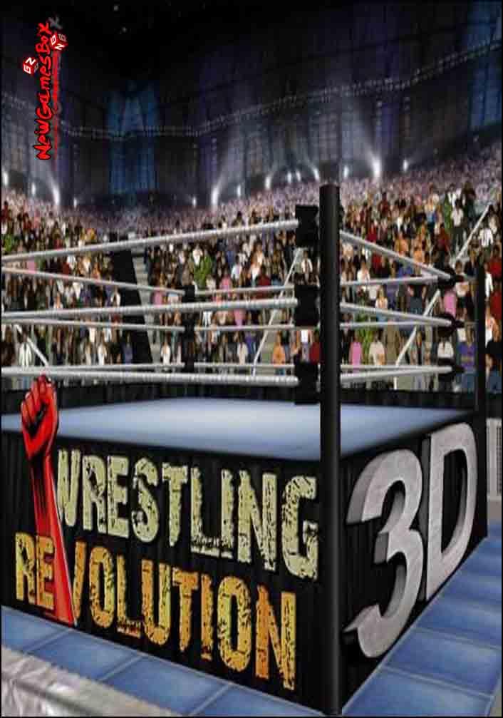 Wrestling Revolution 3D Free Download Full PC Game Setup