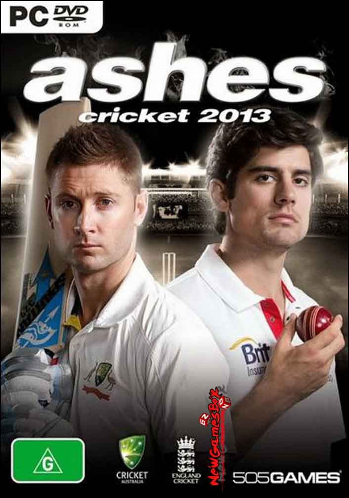 ashes 2013 pc game free download