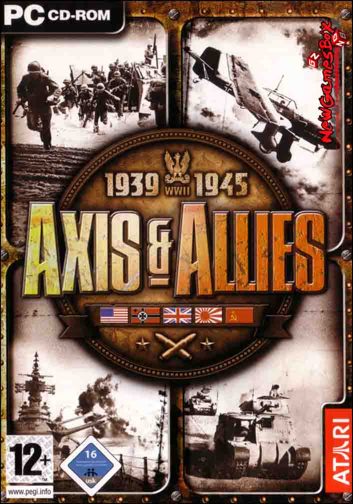 axis and allies full version