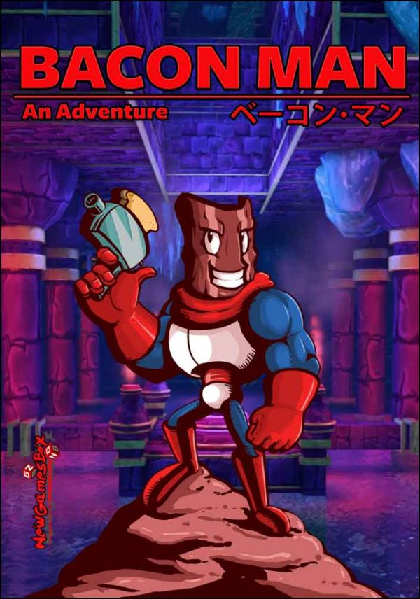 Bacon Man An Adventure Free Download