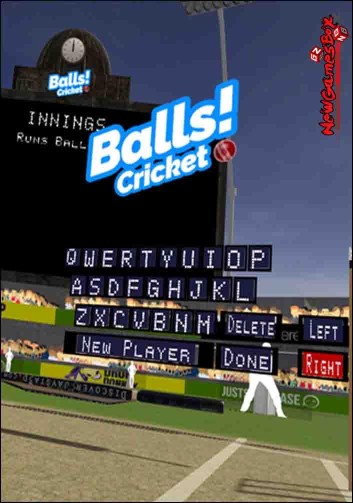 Balls Virtual Reality Cricket Free Download