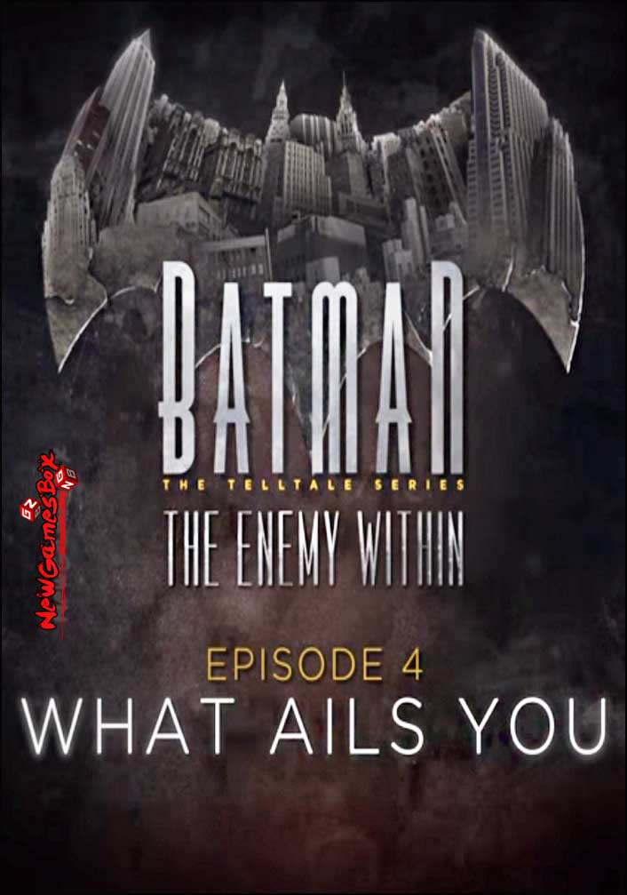 Batman The Enemy Within Episode Four Free Download