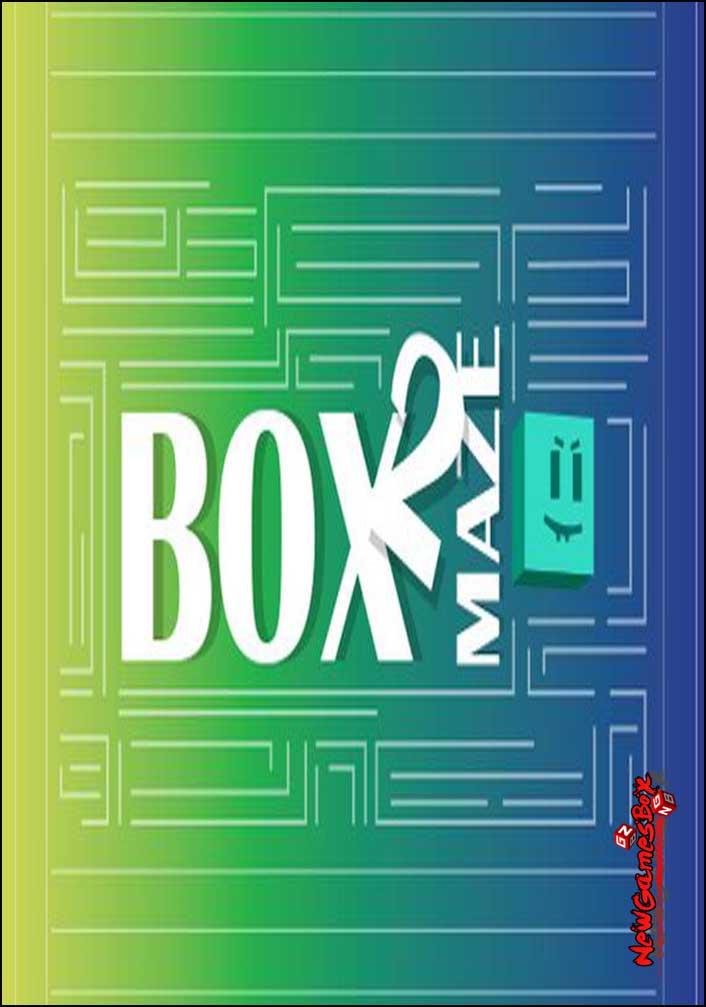 Box Maze 2 Agent Cubert Free Download