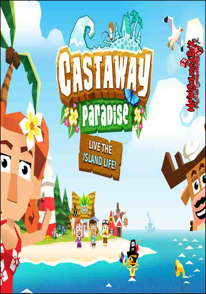 Castaway Paradise Free Download